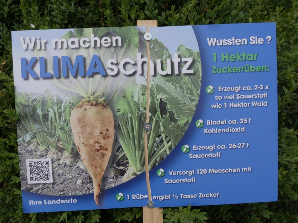 Des-Informationskampagne des WLV, Kreisverband Lippe